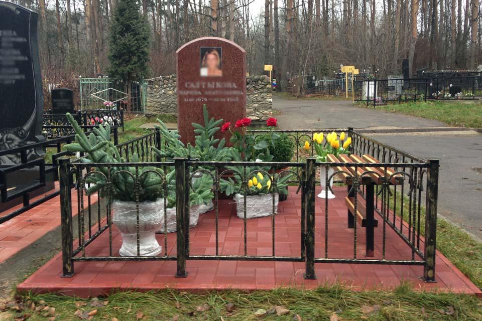 Памятники на старо марковское кладбище памятники в воронеже фото и цены екатеринбург
