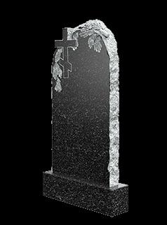 Резные памятники Долгопрудный Лампадка из покостовского гранита Данилов